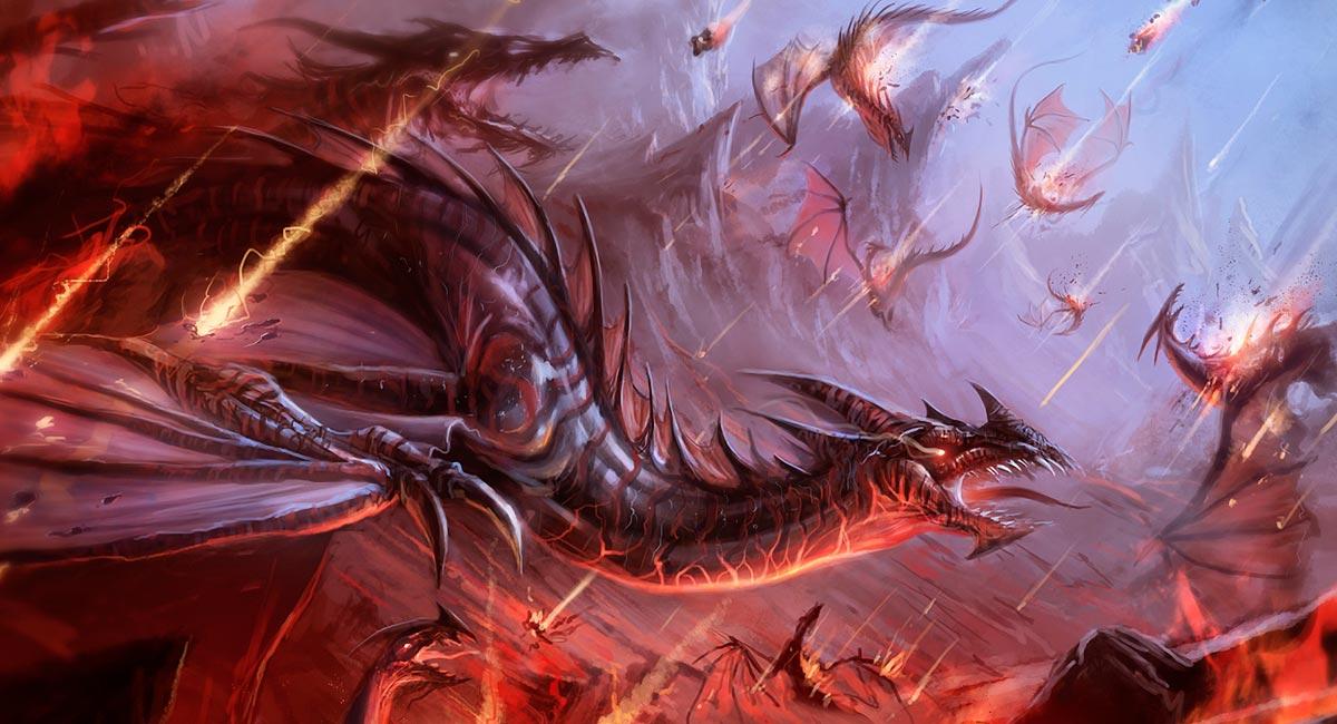 -Dragones.      Dragon