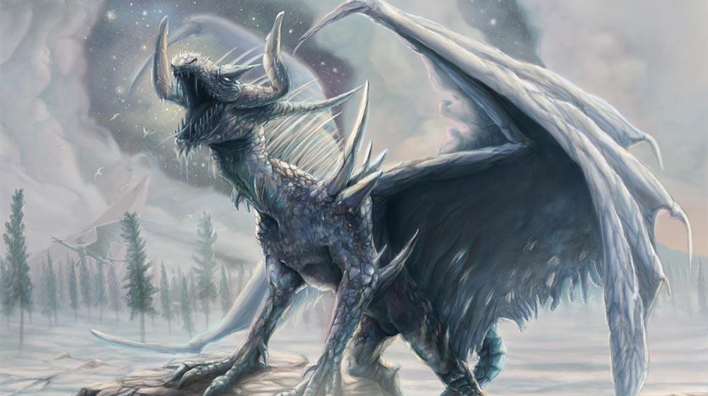 Dragón blanco. Imagen de Cindy Avelino