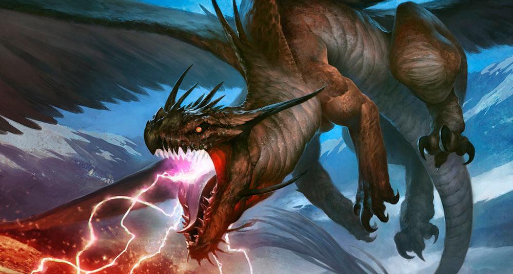 Dragón cobrizo. Imagen de Alejandro Mirabal