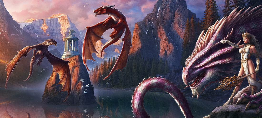 El valle de los dragones. Imagen de Kerem Beyit