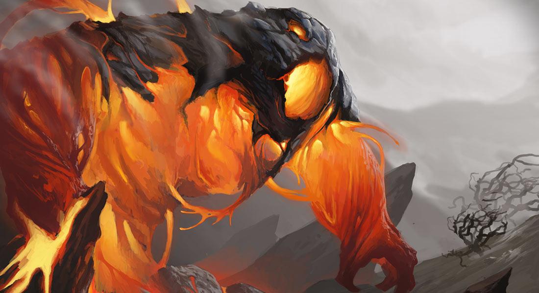 Elemental de fuego. Imagen de Diana Franco