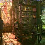 La tienda de los homúnculos. Imagen de Aldo Katayanagi