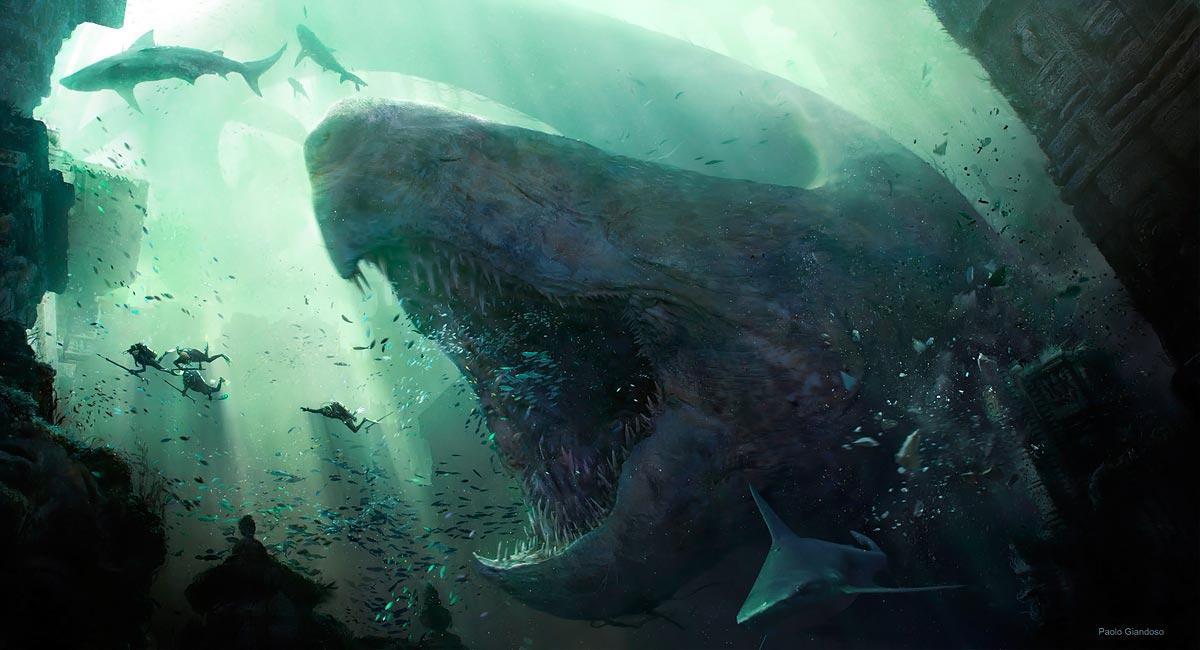 Leviatán, de Kevin Davies