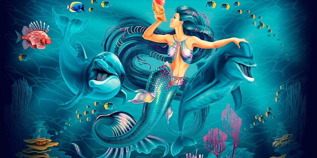 Sirena. Imagen de Tatyana Prokofieva