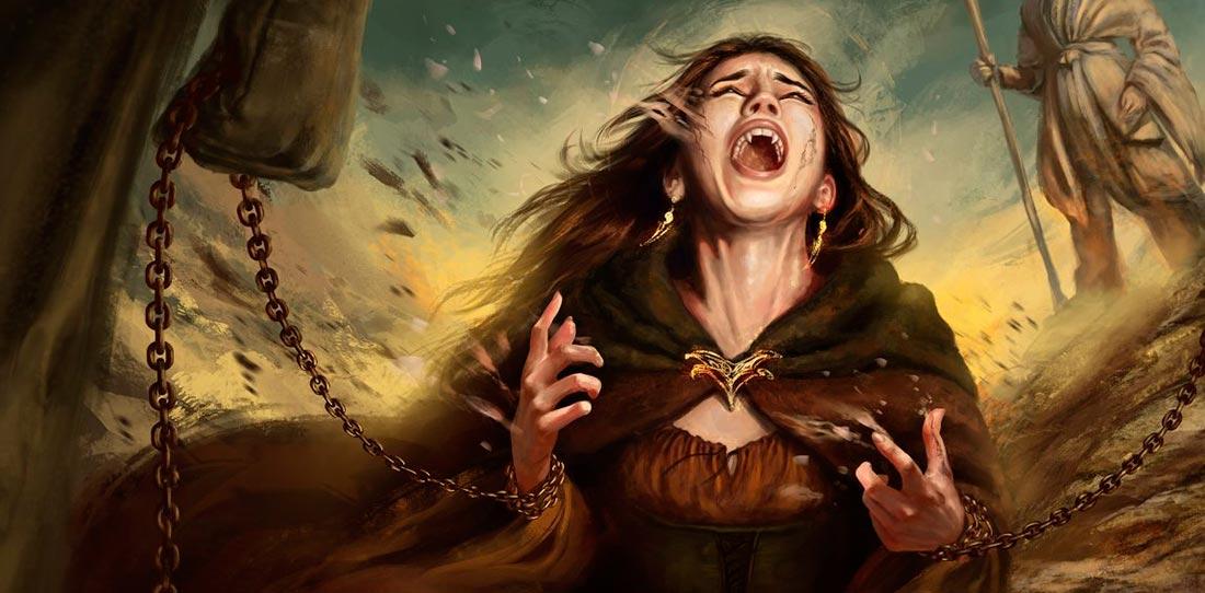 Matar a un vampiro. Imagen de Inna Vjuzhanina