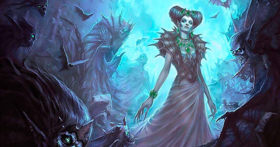 Lilith. Imagen de Grigory Lebidko