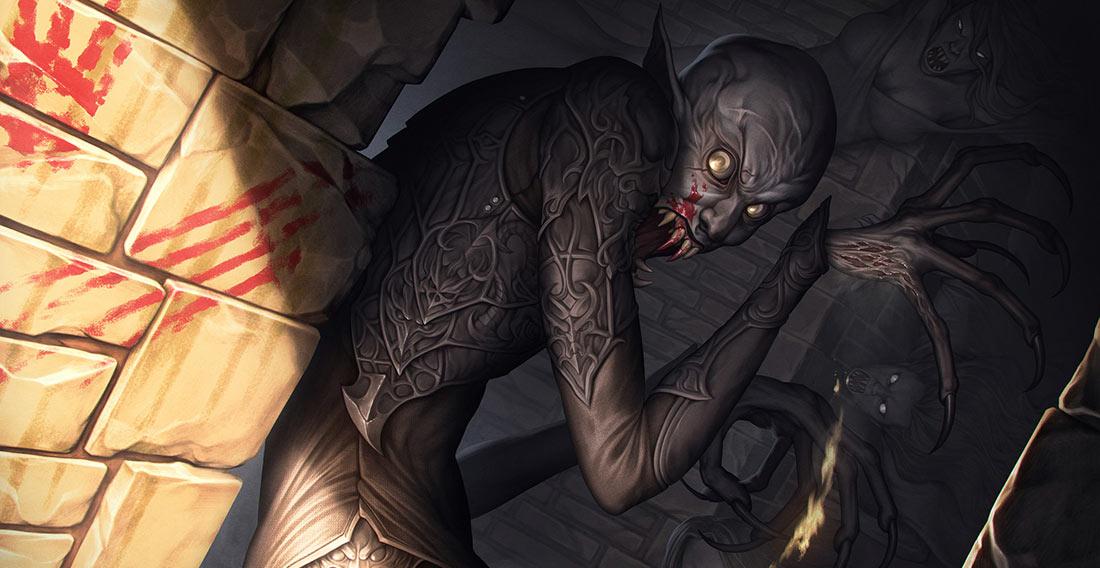 Vampiro matusalén. Imagen de Hinchel Or