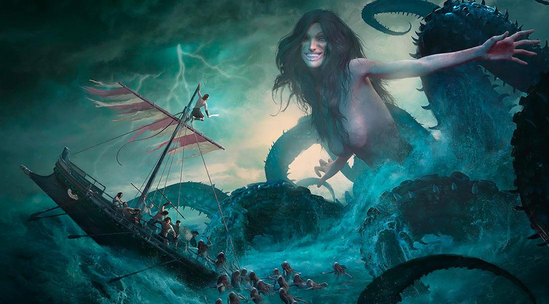 Bruja del mar. Imagen de Guillem H. Pongiluppi